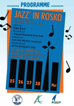 Programme Jazz' In Rosko 2017