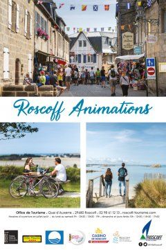 Roscoff Animations 2018